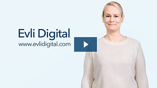 Evli Digital -video